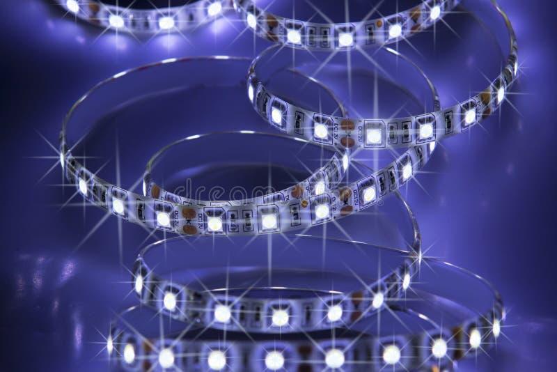 Geführte Leuchte lizenzfreies stockfoto