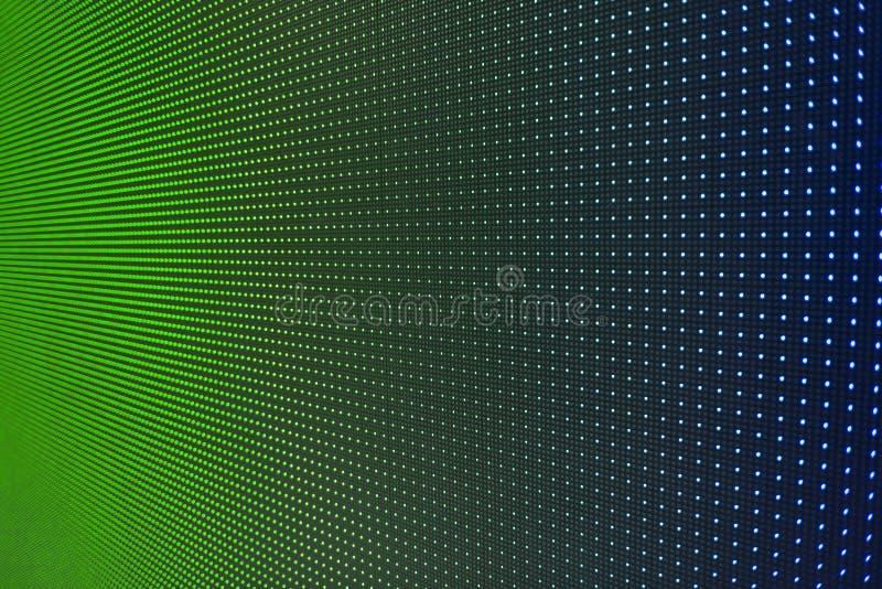 Geführter Bildschirm lizenzfreie stockfotos