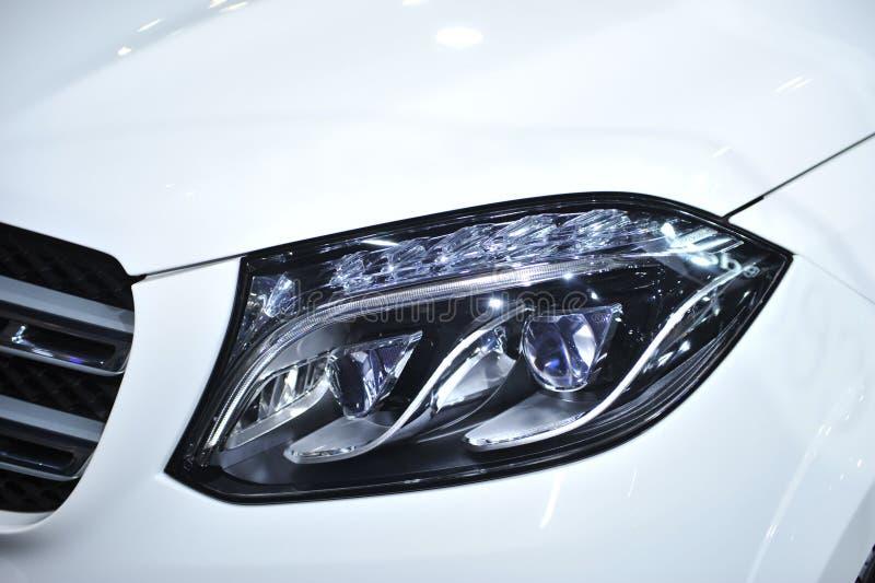 Geführtes Autolicht lizenzfreie stockbilder