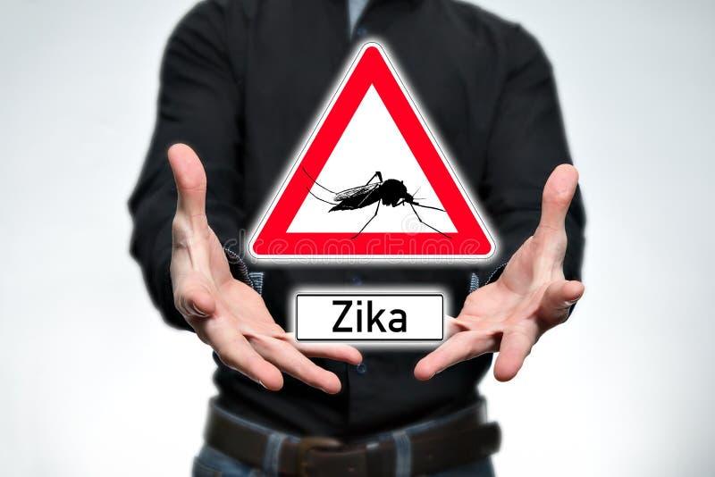 Gefahr, Zika stockbilder