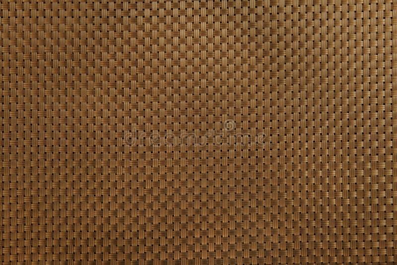 Geflochte Beschaffenheit, goldener abstrakter Hintergrund lizenzfreie stockfotos
