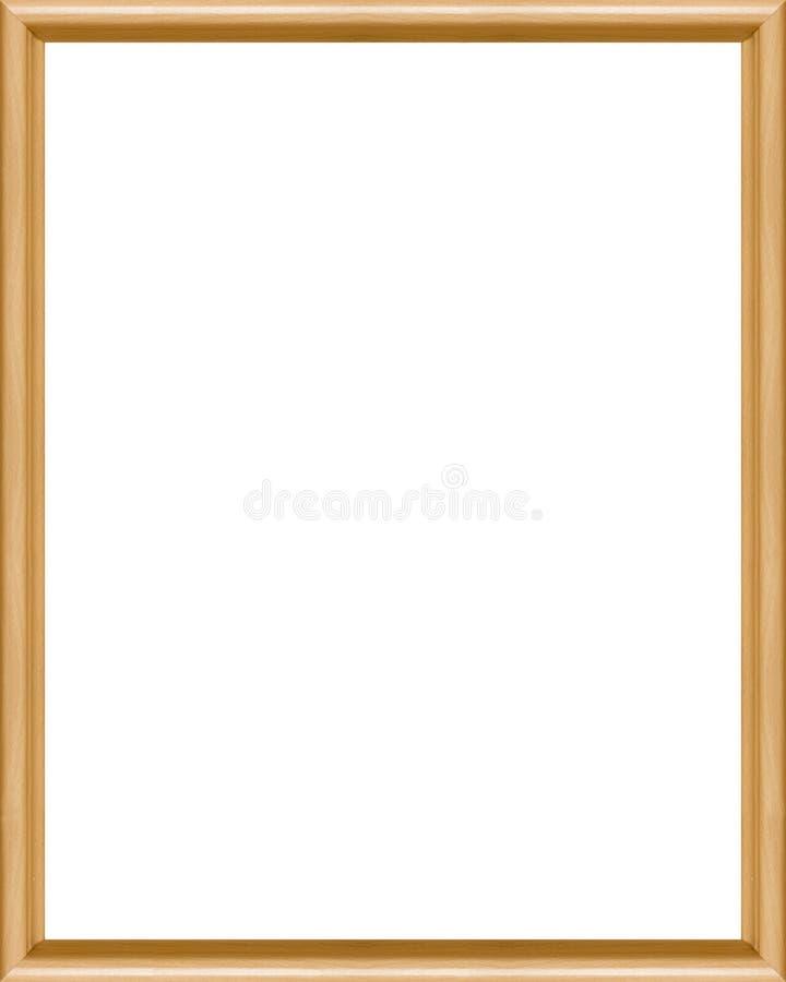 Geformtes Buche-Bilderrahmen-5:4 Stockbild - Bild von rand ...