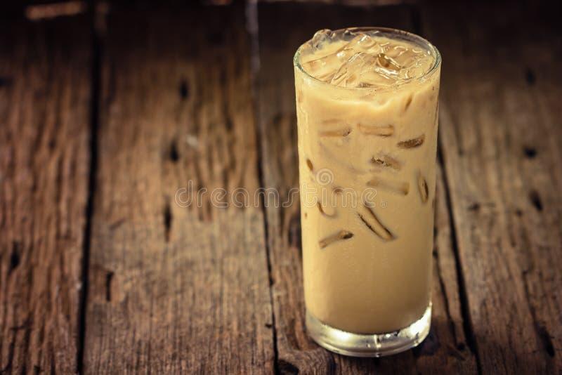 Gefrorener Kaffee lizenzfreie stockfotos