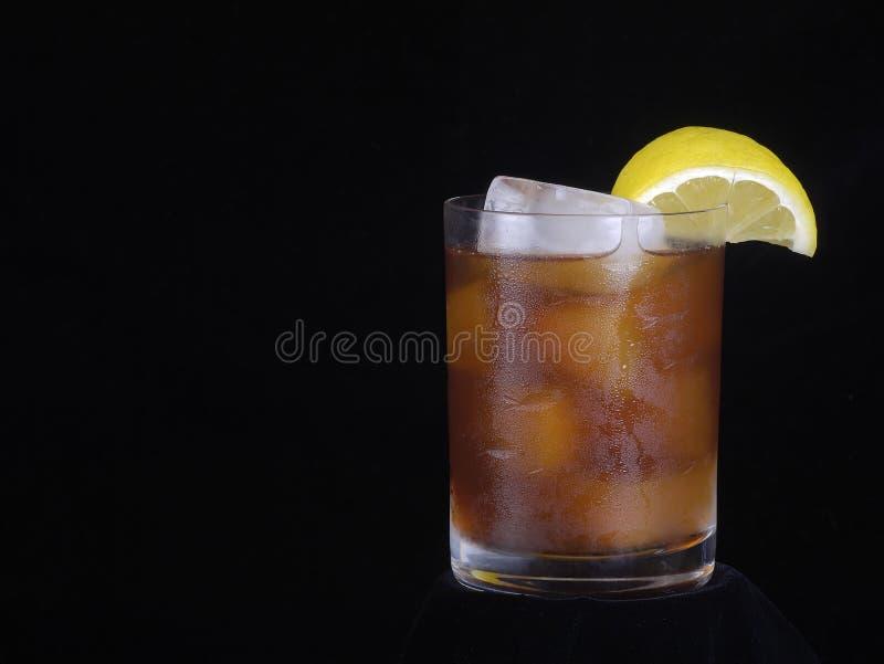 Gefrorener Tee 3 stockfoto