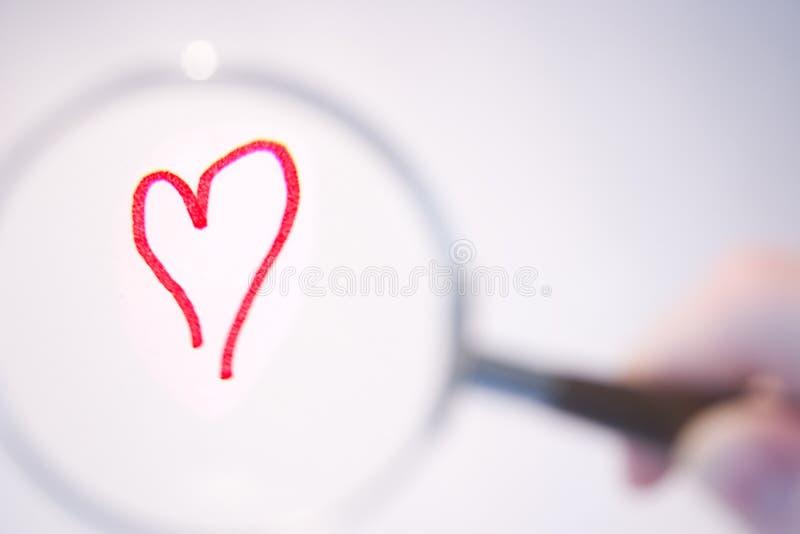 Download Gefundene Liebe stockfoto. Bild von nähe, inneres, vergrößerung - 38372