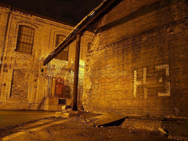 Gegaane industriële 7 stock afbeeldingen