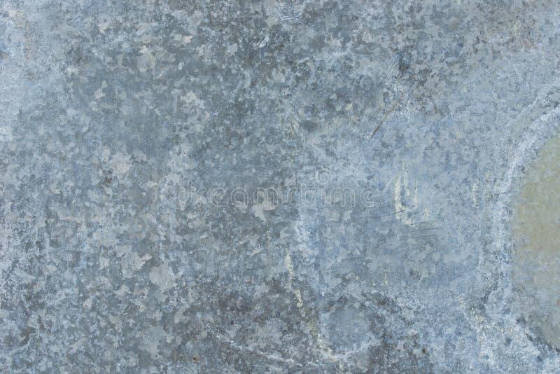 Gegalvaniseerde staal metaaltextuur als achtergrond royalty-vrije stock fotografie