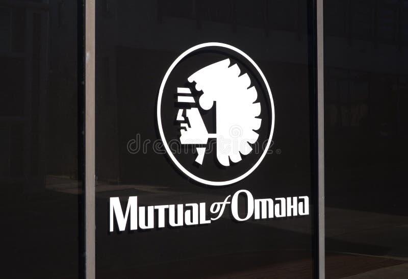 Gegenseitig von Omaha Insurance Agency lizenzfreie stockfotografie