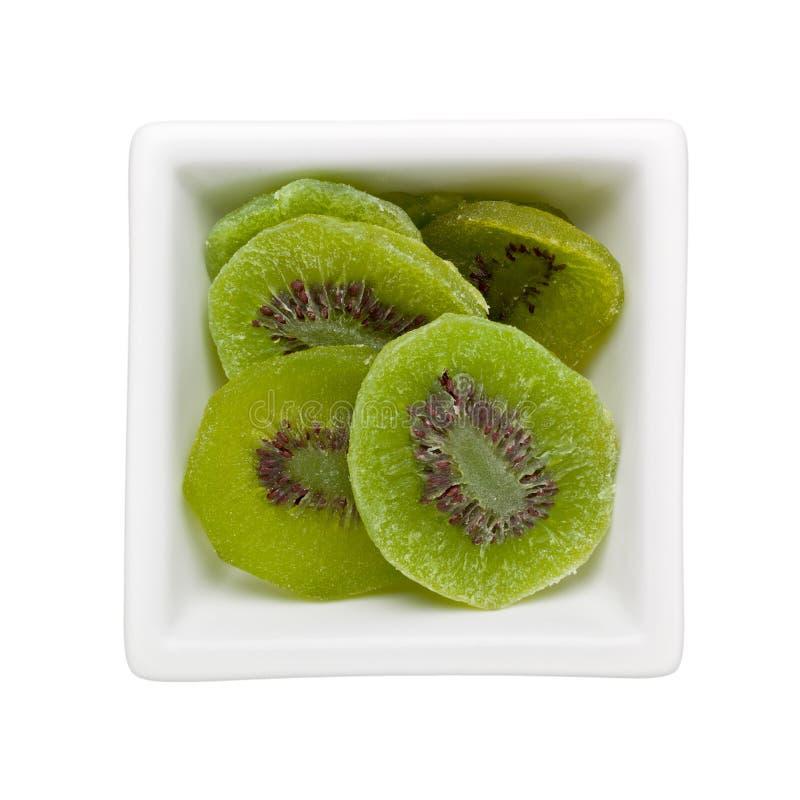 Geglaceerd Kiwi Fruit stock afbeeldingen