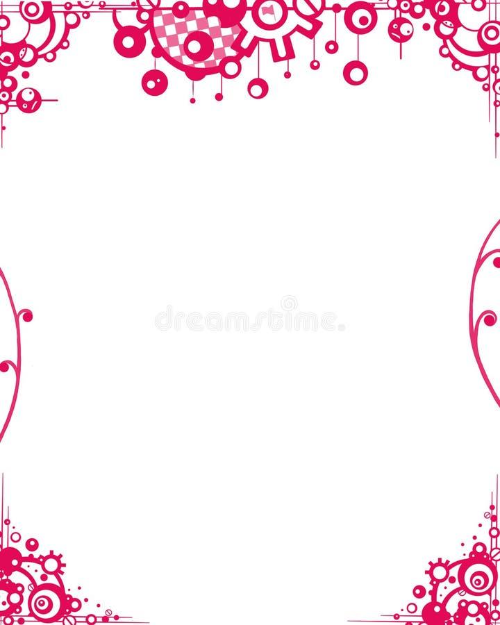 Gegrenst Frame vector illustratie