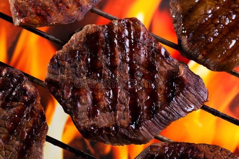 Gegrilltes Fleisch lizenzfreies stockfoto