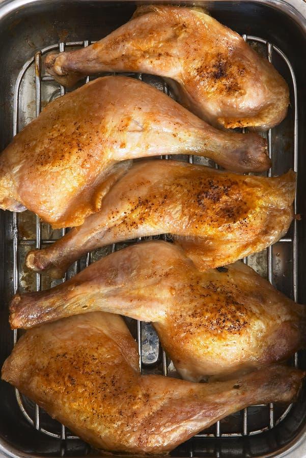 Gegrilltes Huhn lizenzfreies stockbild