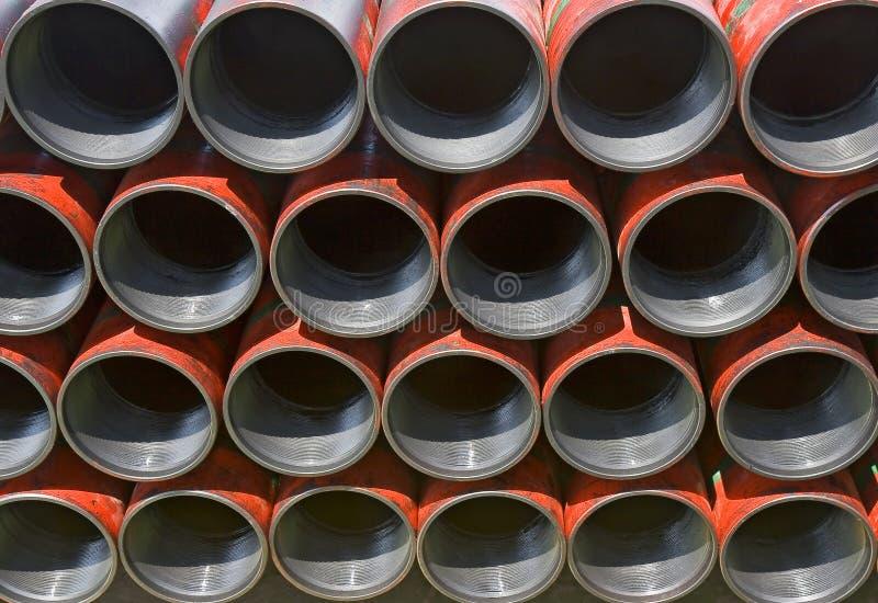 Gehäuse-Rohr stockbilder