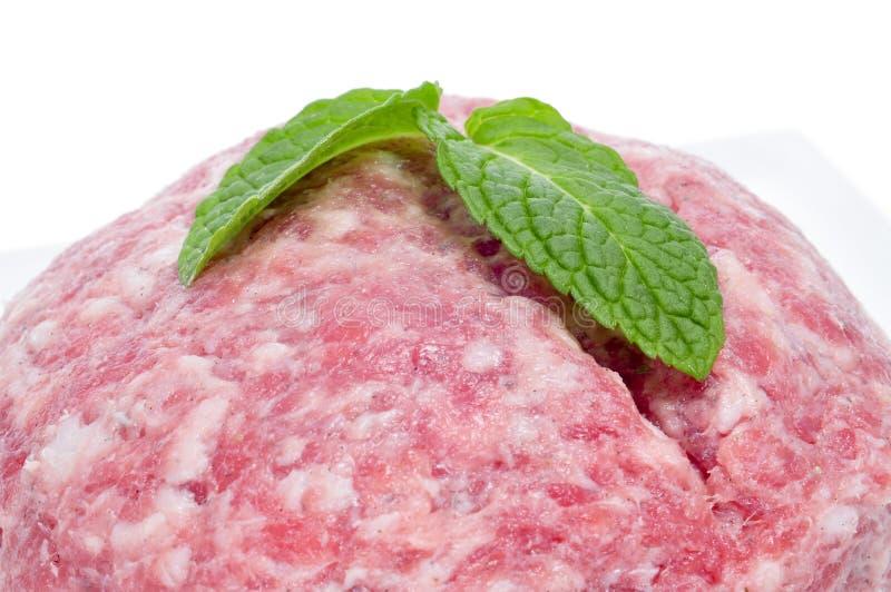 Download Gehakt stock foto. Afbeelding bestaande uit slagers, cuisine - 29504066