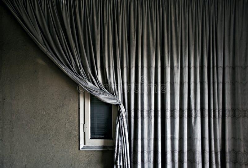 Geheimes Fenster lizenzfreies stockbild