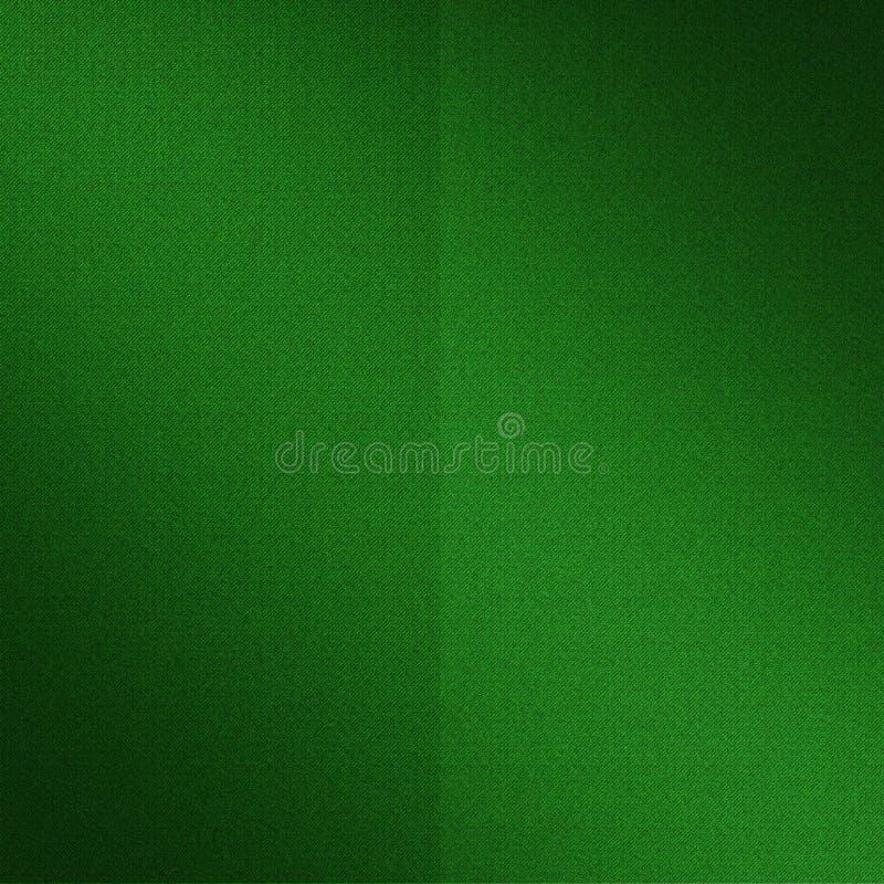 Geheimnis des grünen Gnome lizenzfreie abbildung