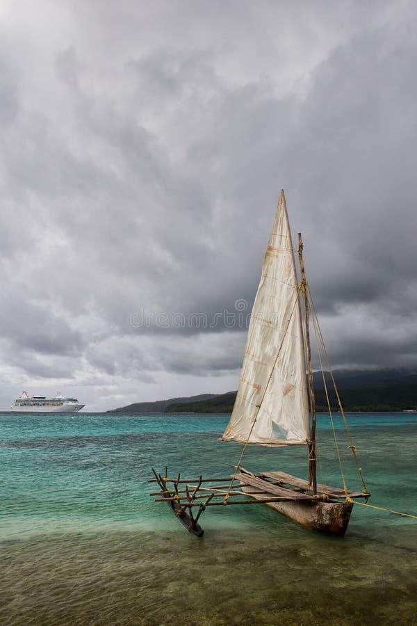 Geheimnis-Insel lizenzfreie stockfotos