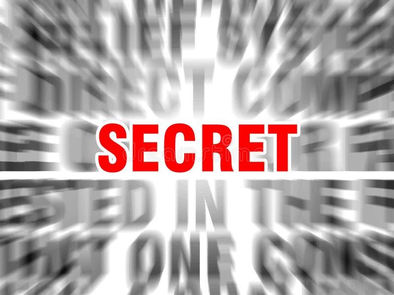 geheimnis lizenzfreie abbildung