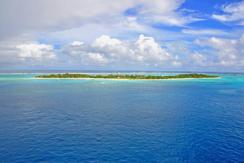 Geheimzinnigheid Eiland, Vanuatu stock foto's