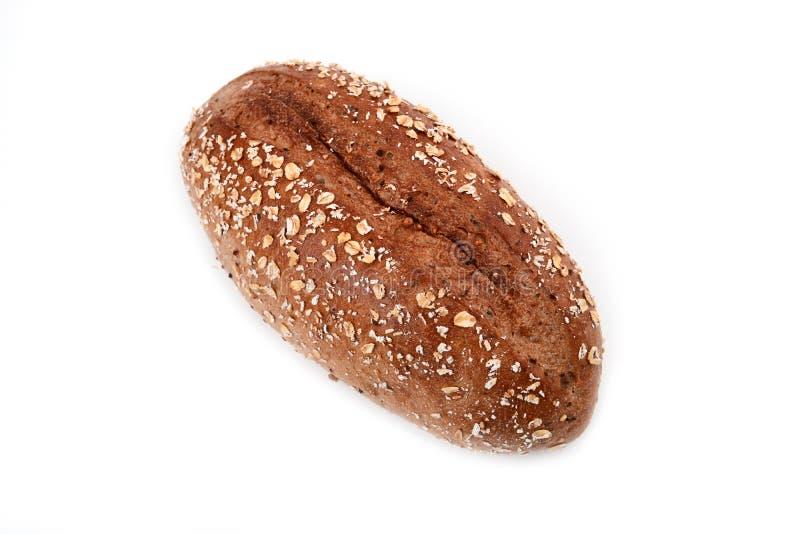 Gehele tarwe bread stock foto