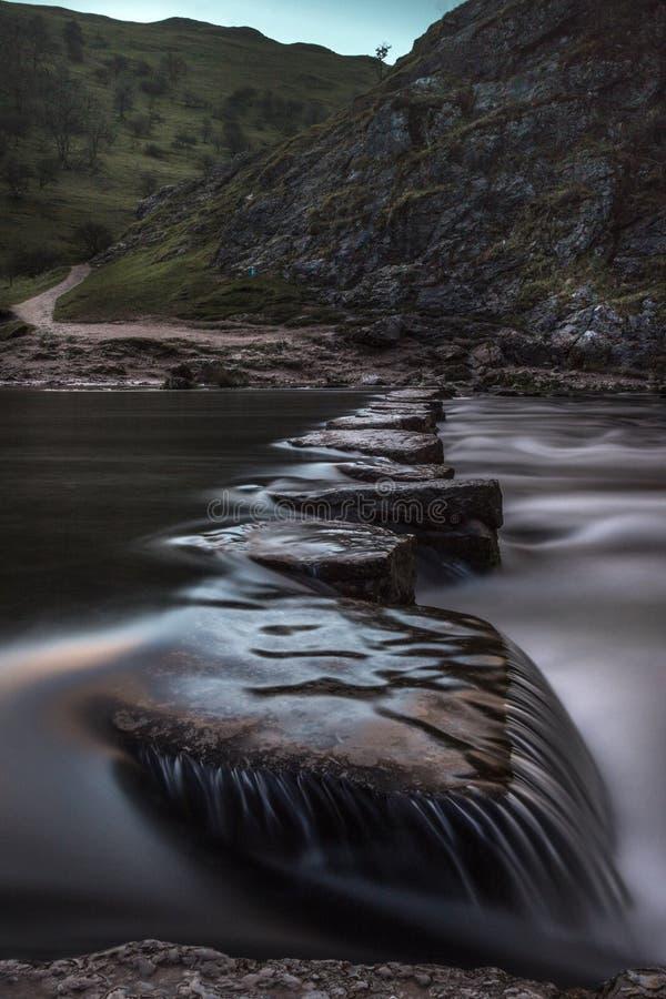 Gehen auf Wasser lizenzfreie stockfotografie