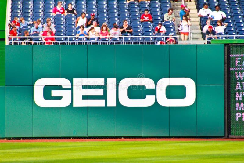 Download Geico advertisement editorial stock image. Image of washington - 25984274