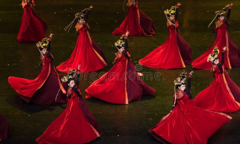 Geiger tana 1-Classical Dworski taniec obrazy stock