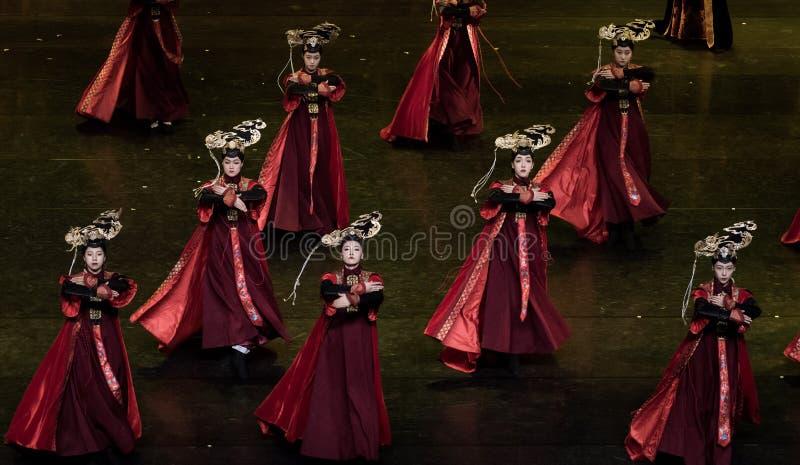 Geiger tana 6-Classical Dworski taniec obraz royalty free
