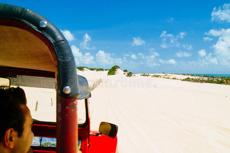 Dune Buggies stock photos