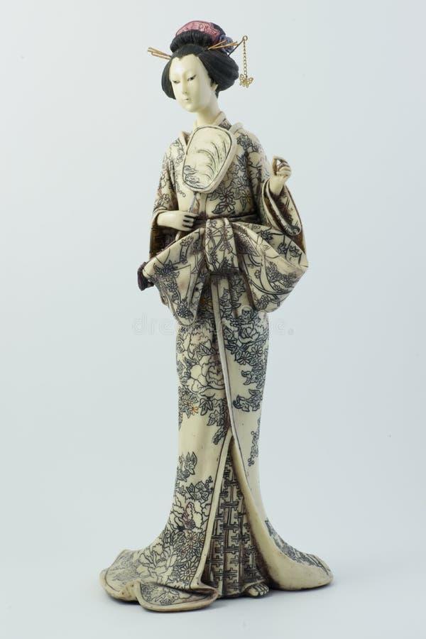 geisha photo stock