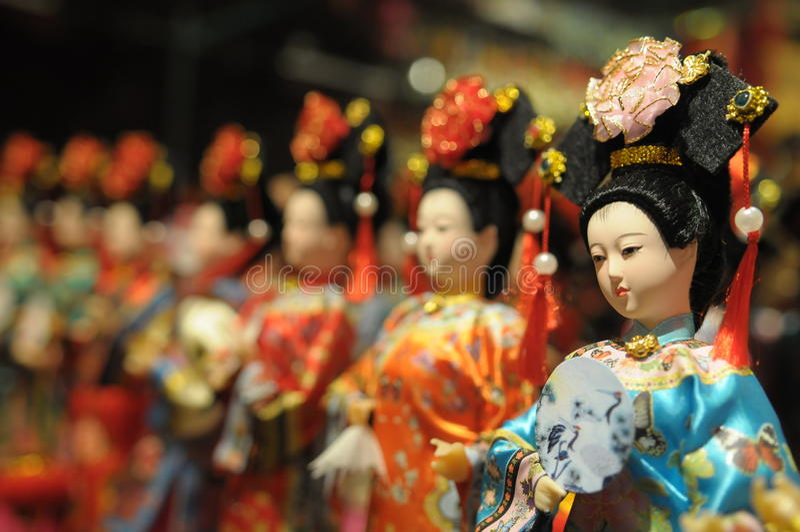 Geisha photos libres de droits