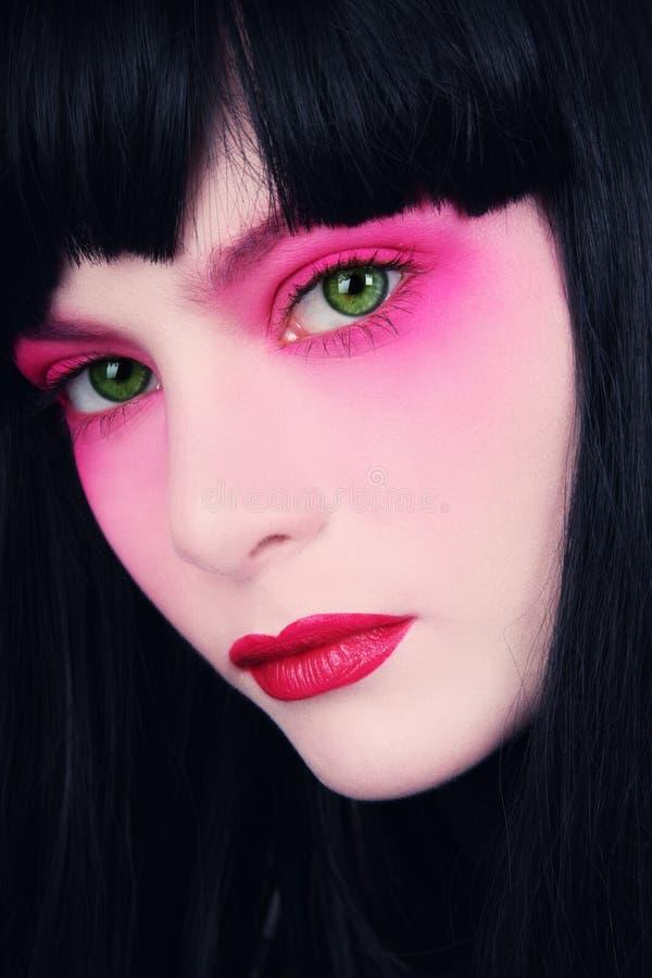 Geisha lizenzfreie stockfotografie