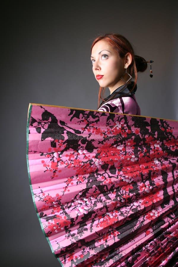 geisha arkivbilder