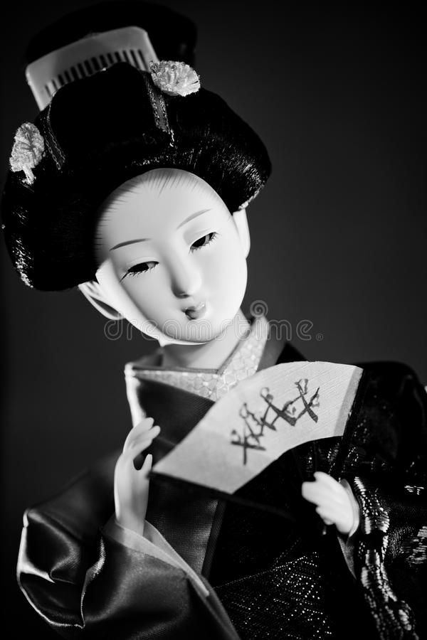 Download Geisha doll stock image. Image of asian, doll, asia, culture - 23010705