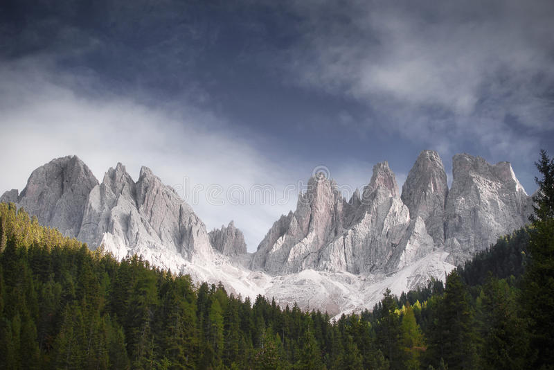 Download Geissler-Group stock image. Image of alps, forest, mountain - 37974337