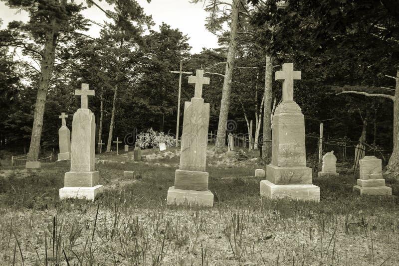 Geister der Vergangenheit stockbild