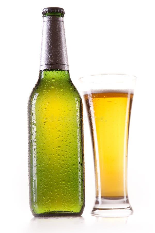 Gekühltes Bier lizenzfreie stockbilder