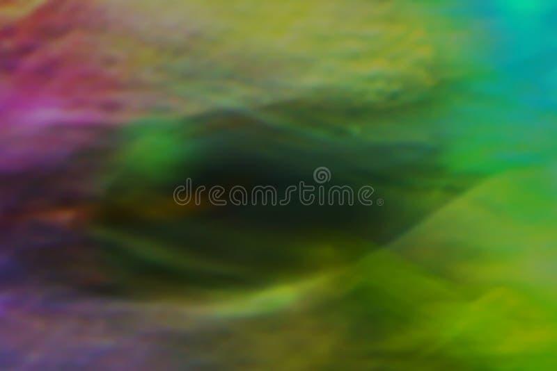 Gekleurd onduidelijk beeld royalty-vrije stock foto's