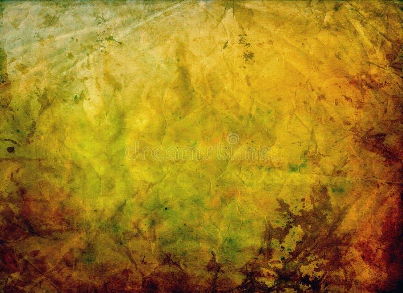 Gekleurde abstracte grungeachtergrond royalty-vrije stock foto's