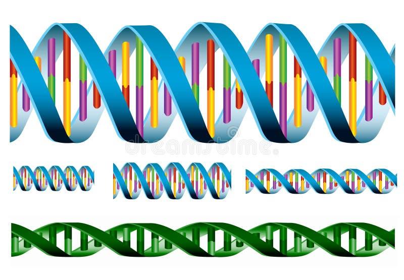 Gekleurde banner vector illustratie