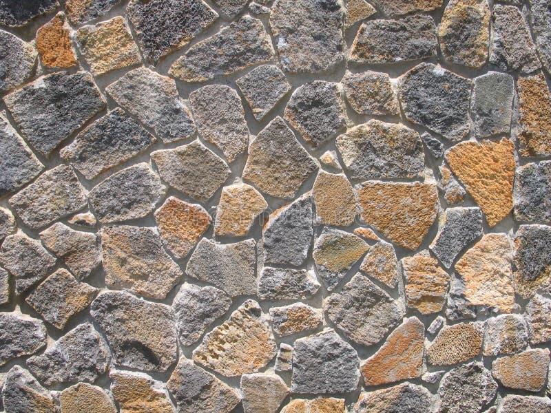 Gekleurde rotsen royalty-vrije stock afbeeldingen