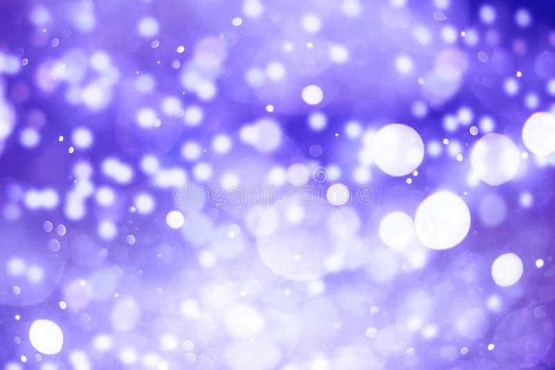 Gekleurde Samenvatting Vage Lichte Achtergrond vector illustratie