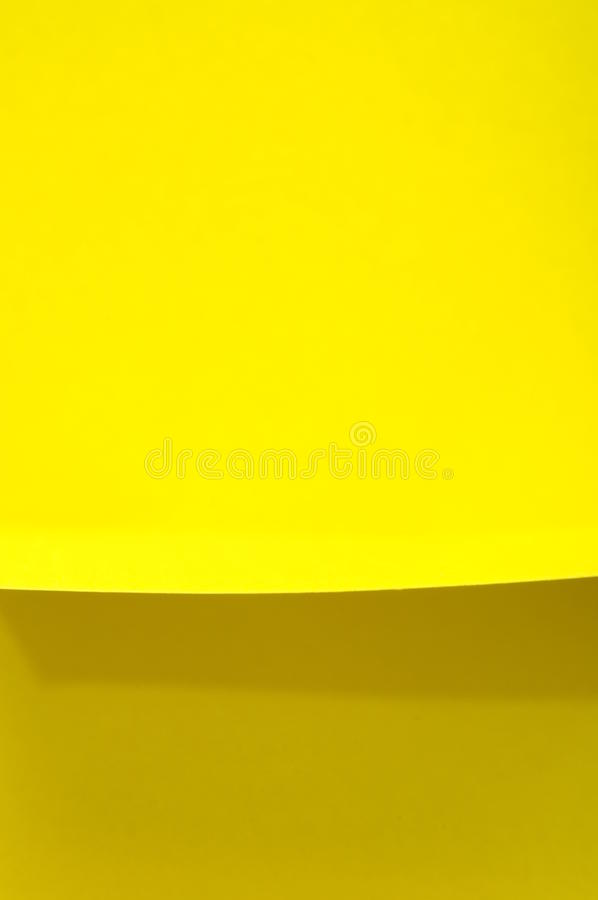 Gekleurde stukken van document stock foto