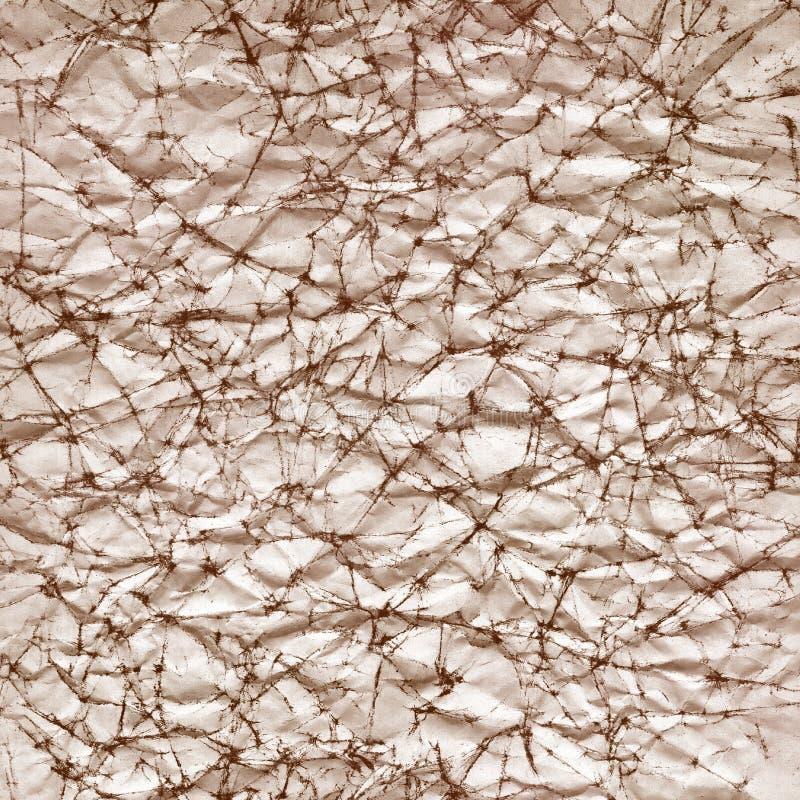 Geknapperde textuur royalty-vrije stock foto