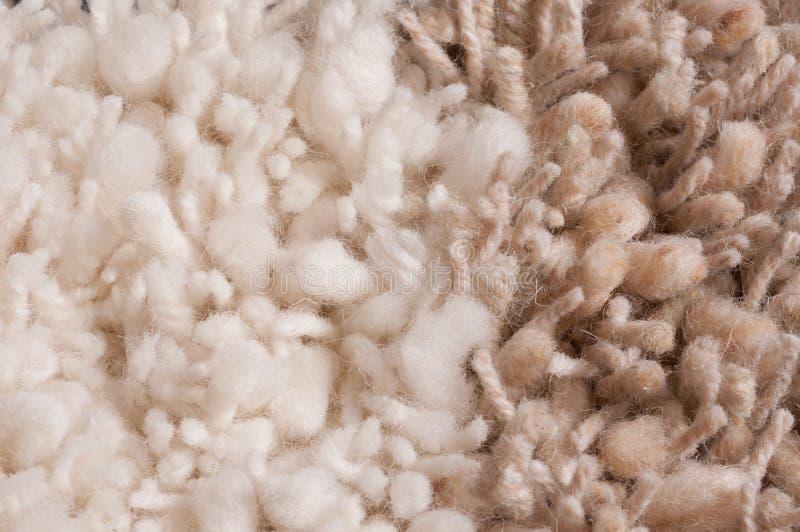Geknoopt tapijt, detail royalty-vrije stock afbeeldingen