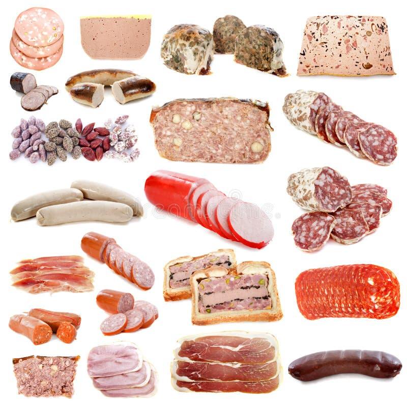 Gekochtes Fleisch lizenzfreies stockbild