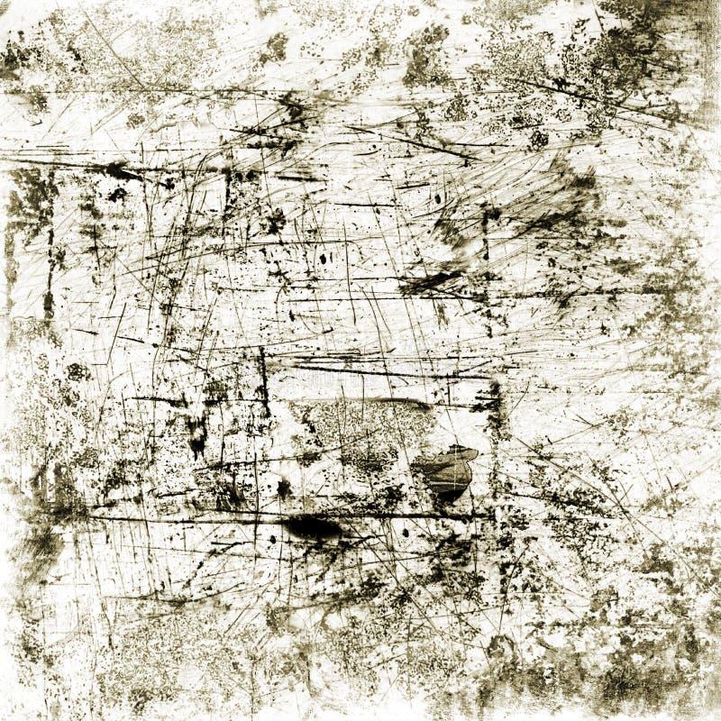 Gekraste Achtergrond vector illustratie