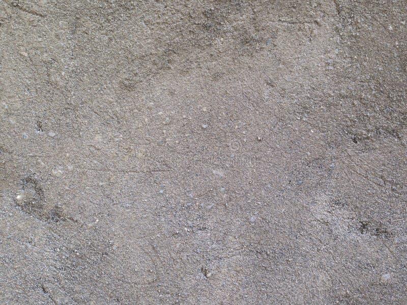 Gekraste Concretmuur stock afbeeldingen
