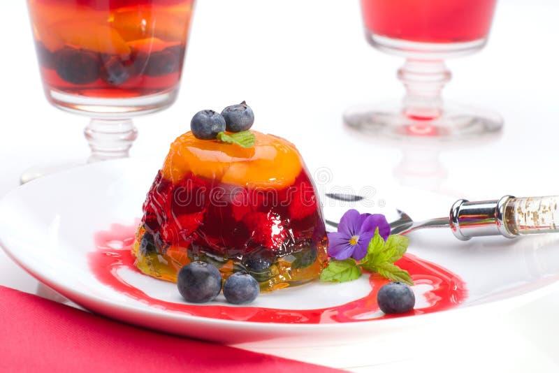 gelée de Multi-fruit image libre de droits