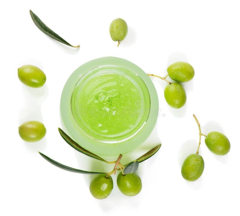 Gel des olives photos stock